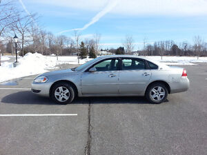 2007 Chev Impala Saftied, Etested and Warrantied 174K