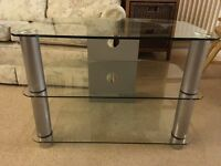 TV and digibox / DVD stand