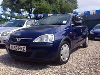 2006 Vauxhall Corsa 1.2 Life Twinport - FSH - Part Exchange - Aylsham Road Affordable Car centre