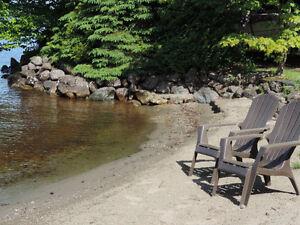 Chalet Lac Aylmer à louer