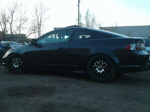 2002 Acura Rsx fresh build. Tons of work done