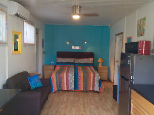Your own affordable- yet upscale- tiny home in ARUBA