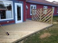Outdoor Constructions
