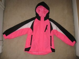 The Children's Place Girl's Spring/Fall Hooded Jacket