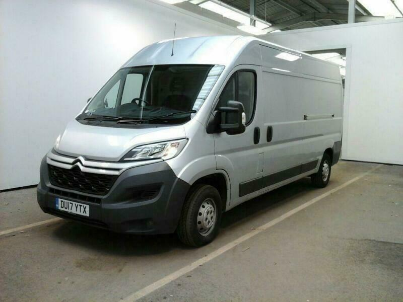 ae9566bf3f 2017 CITROEN RELAY 35 BLUEHDI 130 L3 H2 ENTERPRISE LWB MEDIUM ROOF VAN LWB  DIESE