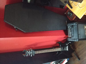 BC Rich Warlock Guitar For Sale