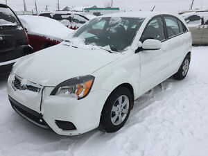 2011 KIA RIO5 AUTOMATIC TRANSMISSION 119000 KM INSPECTED CAR