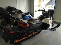 Skidoo summit 800r 154