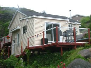 Petty Harbour Luxury Cottage Rental