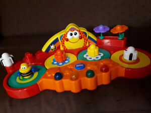 Very fun toy for older babies and toddlers