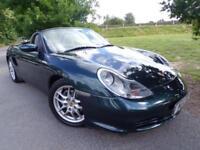 2003 Porsche Boxster 2.7 986 Tiptronic S 2dr BOSE! Rear Sensors! 2 door Conv...