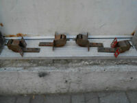 MGB - charnières de portes