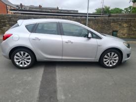 Vauxhall Astra 1.6 cdti 5 door manual