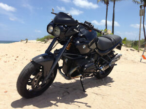 BMW R1150R Custom Cafe Racer