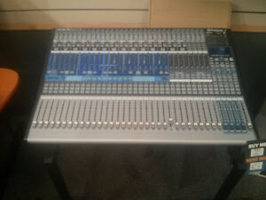 PRESONUS 32-CHANNEL DIGITAL MIXER W/32 MIC PRES