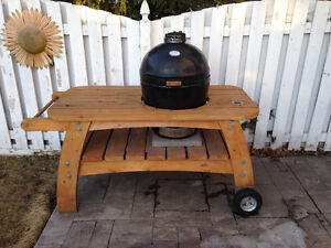 Primo Grill, BBQ, Barbecue, Smoker (similar to Big Green Egg)