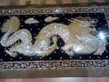 Handmade Wall Decoration with Dragon Motive Castle Hill The Hills District Preview
