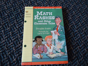 Math Rashes and Other Classroom Tales Paperback