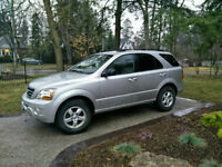 Kia Sorento LX 4x4 with Safety, Emissions, Certified NO ACCIDENT