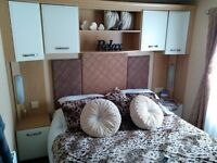 Willerby Granada XL 2010 static caravan for sale off site. CH, DG