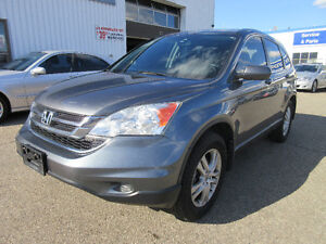 2010 Honda CRVEXL-LEATHER&HEATED SEATS,6 MONTH WARRANTY! $13,490