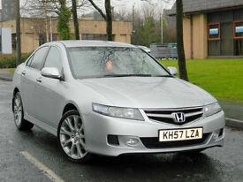 2007 57 Honda Accord 2.2 i-CTDi ( Sat Nav ) ( HFT ) ( 18in Alloys ) SPORT+++