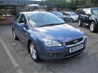 2005 Ford Focus 1.6 115 Titanium * FULL HISTORY * EXCELLENT VALUE *