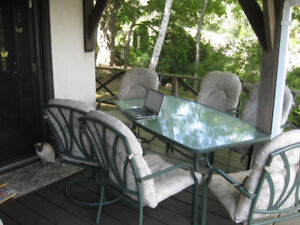 set de patio