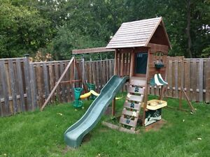 Swing Set Play Structure