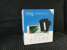 Ring spotlight cam (wired)