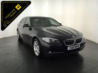 2011 61 BMW 520D SE 4 DOOR SALOON DIESEL SERVICE HISTORY FINANCE PX WELCOME