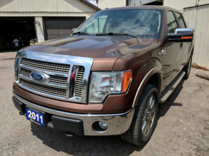 2011 F-150 King ranch