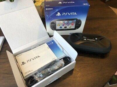 Sony PS Vita PCH-2001 New in Box