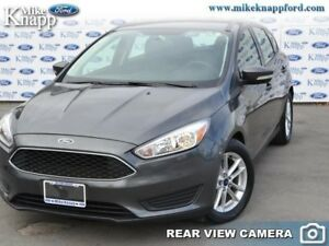 2015 Ford Focus SE  Heated Seats, Low Mileage, Hatch