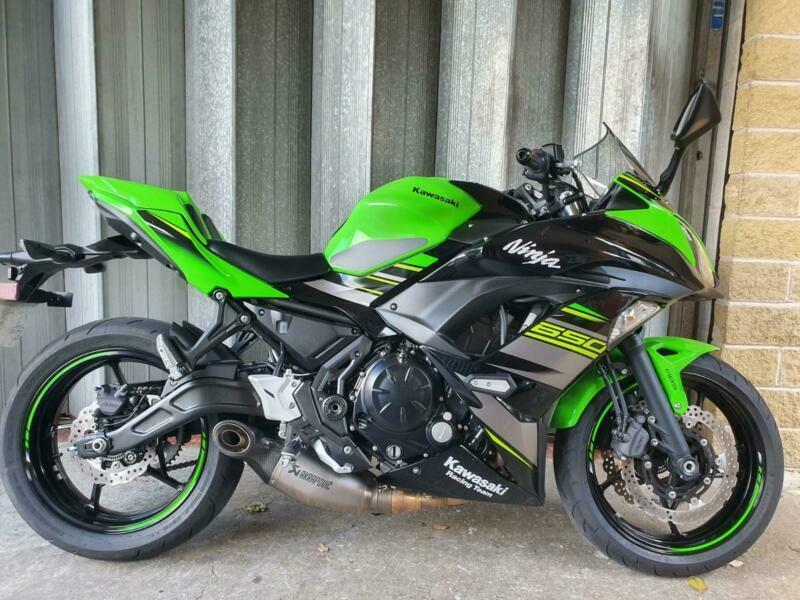 Kawasaki Ninja 650 KJFA KRT Edition | in Penwortham, Lancashire | Gumtree
