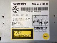 CD Car Audio ORIGINAL VW