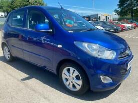 image for 2012 Hyundai i10 Active 1.2 Hatchback Petrol Manual