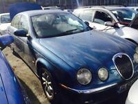 2002 Jaguar S Type 3.0 V6 SE 4dr Auto 4 door Saloon