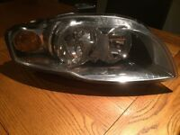 Audi A4 B7 O/S Drivers Side Headlight 2004-2008