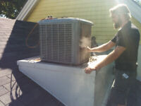 Residential HVAC services, Licensed and insured