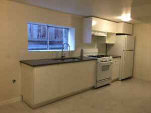 Spacious, newly renovated 3 bedroom suite for rent!!!