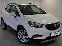 2017 Vauxhall Mokka X 1.4T Active 5dr Auto Petrol white Automatic