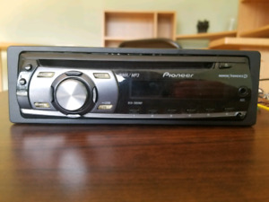 Pioneer DEH-2000MP CD Receiver MP3/WMA, Remote and AUX Input