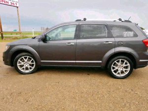 2014 Dodge Journey R/T Rallye Edition AWD