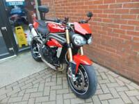 2017 (17) TRIUMPH SPEED TRIPLE 1050