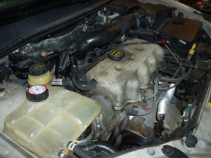 Parts Only 2001 Ford Focus 2 Liter 4 door