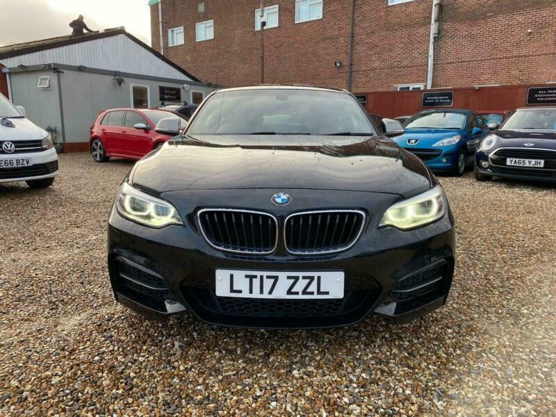 2017 BMW 2 Series 3.0 M240i Auto (s/s) 2dr Coupe Petrol Automatic