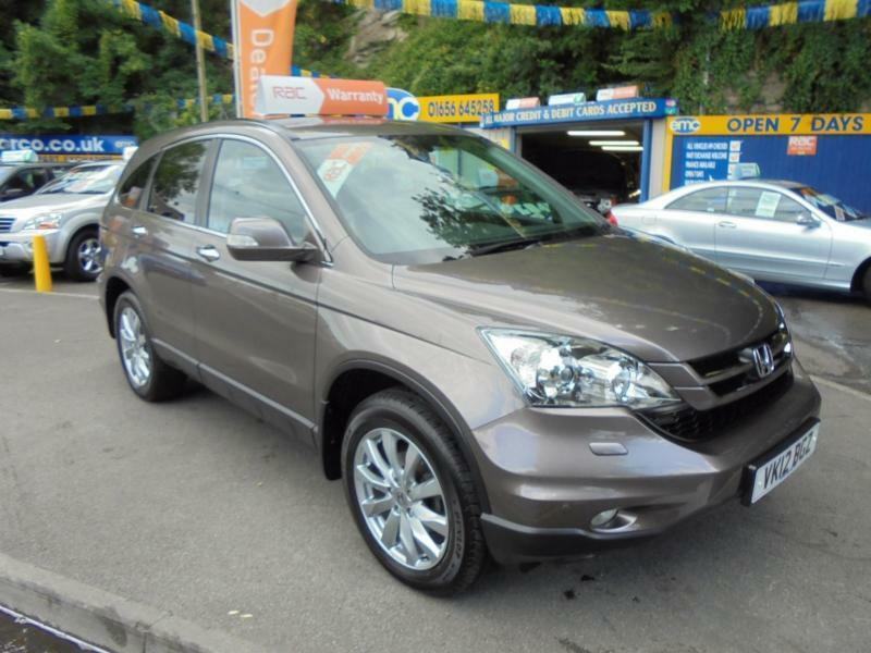 2012 honda cr v 2 2 es t i detec 4x4 in met brown low mileage diesel in bridgend gumtree. Black Bedroom Furniture Sets. Home Design Ideas
