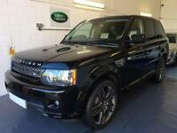 2010 Land Rover Range Rover Sport 3.6 TD V8 HSE SUV 5dr Diesel Automatic