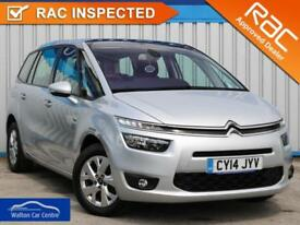 Citroen C4 Picasso 1.6 Grand E-Hdi Airdream Vtr Plus 2014 (14)